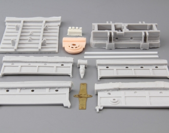Набор для конверсии Самосвальная платформа У-170 (Для ZIL-ММЗ-585, ZIL-ММЗ-555)