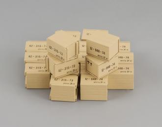 Ящики дощатые ГОСТ 2991-76 (20 шт.)