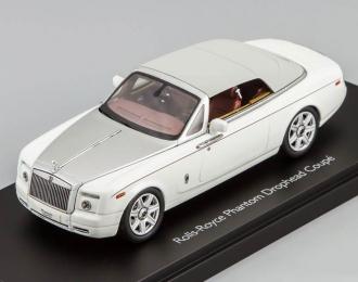 ROLLS ROYCE Phantom Drophead Coupe, white
