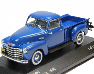 CHEVROLET 3100 Pick-Up (1950), blue