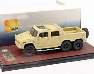 Hummer H2 SUT6 2012 (sahara beige)
