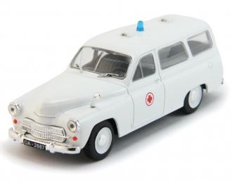 (Уценка!) WARSZAWA 202A Ambulance, white