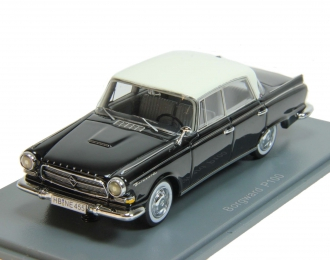 BORGWARD P100 (1960), black / white
