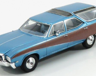 BUICK Sports Wagon 1969 Light Blue