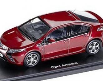 Opel Ampera red