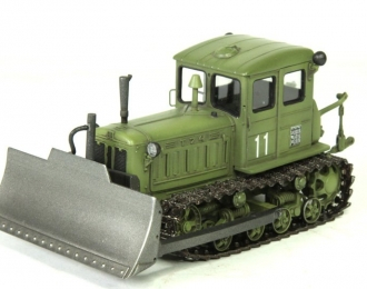 Т-74 бульдозер поздний (хаки)