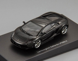 LAMBORGHINI Gallardo LP560-4, black metallic