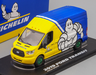 "FORD Transit LWB High Roof ""Michelin"" 2019 (Greenlight!)"