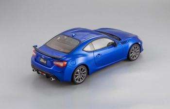 Subaru BRZ (blue)