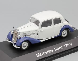 MERCEDES-BENZ 170 V Limousine, blue / grey