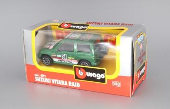 SUZUKI Vitara Raid #51 (cod.4112), green