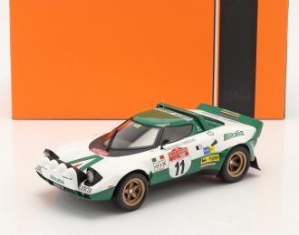 """LANCIA Stratos HF #11 """"Alitalia"""" Waldegard/Thorszelius победитель Rally San Remo 1975"""