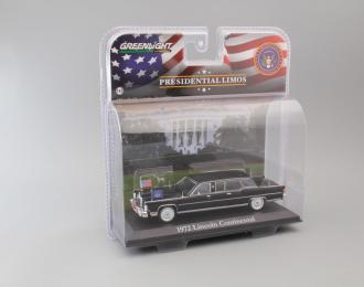 LINCOLN Continental президента США Рональда Рейгана (1972), black