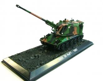 Францзуская САУ AMX 30 AuF1 (1997), Танки Мира Коллекция 12