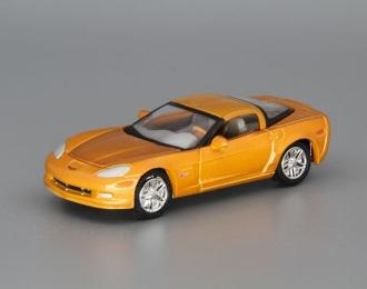 CHEVROLET Corvette Z06 (2007), orange