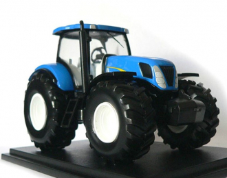NEW HOLLAND T7070 (2009), blue / black