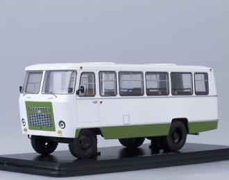 Г1А1-02 Кубань автобус, бело-зелёный