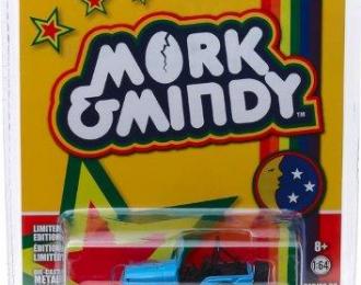 """JEEP CJ5 4x4 1972 (из телесериала """"Морк и Минди"""")"""