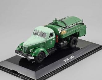 ЗИЛ 164А топливозаправщик ТЗМ-164, зеленый