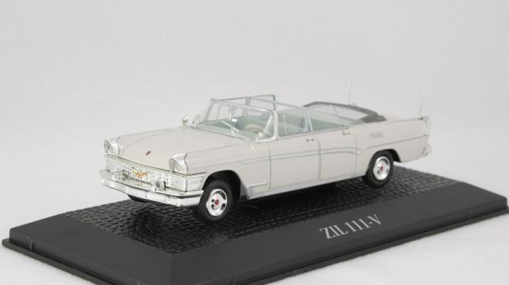 ЗИЛ-111В лимузин Генерального секретаря ЦК КПСС Л.Брежнева СССР 1966