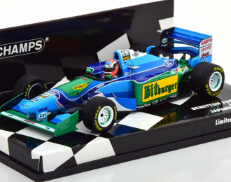 Benetton Ford B194 Japanese GP 1994 Herbert