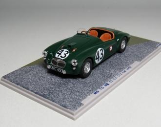 MG TD MKII EX 172 #43 LM (1951), green