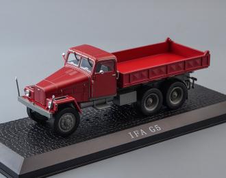 IFA G5, серия грузовиков от Atlas Verlag, red