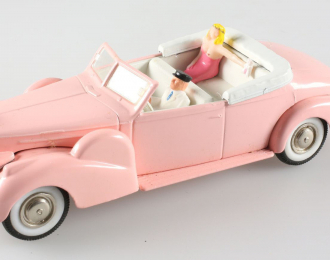 CADILLAC V16 Cabriolet (1938-1940), pink