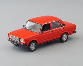 ВАЗ 2107, Автолегенды СССР 262, красный