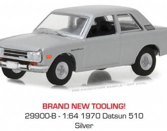 DATSUN 510 1970 Silver