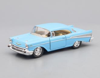 CHEVROLET Bel Air (1957), blue