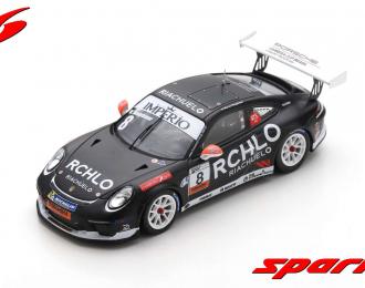 Porsche 911 GT3 Cup #8 Champion Porsche Carrera Cup Brazil 2018 Werner Neugebauer