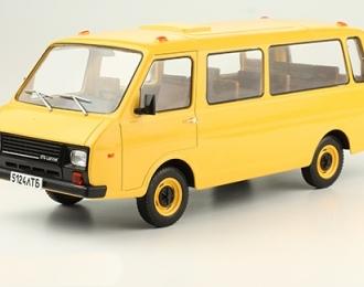 РАФ-22038, Легендарные Советские Автомобили 24