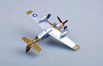 Самолет P-51K Lt.Col.Older 23rd FG