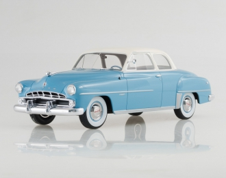 DODGE Coronet Club Coupe (1952), light blue/white