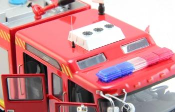 Пожарная машина FAW #119, red