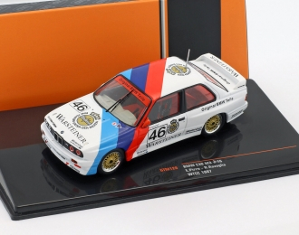 BMW M3 E30 #46 E.Pirro/R.Ravaglia WTCC 1987