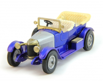 VAUXHALL Prince Henry (1914), Models of Yesterday, blue / silver