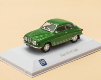 (Уценка!) SAAB 96 V4 1969 Green