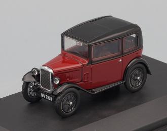 AUSTIN Seven De Luxe RN Saloon 1931 Maroon