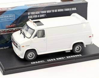 GMC Vandura Custom (фургон) 1983 White