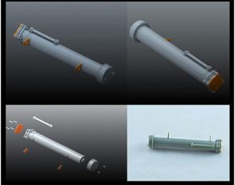 Комплект ОПВТ, включает фототравления, для T-72/T-90