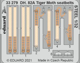 Набор фототравления для DH. 82A Tiger Moth