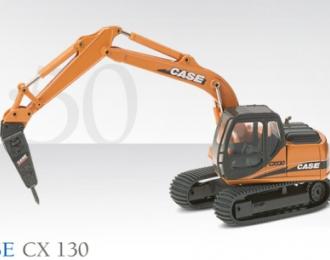 CASE CX 130 Raupenbagger mit Schaufel