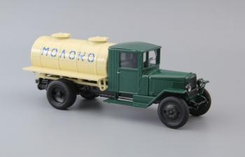 УралЗИС-5В АЦ Молоко, зеленый / бежевый