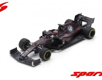 Alfa Romeo Racing Sauber F1 Team Test Car Fiorano Circuit Shakedown 2019 Kimi Räikkönen