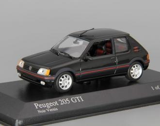 PEUGEOT 205 GTI (1990), black