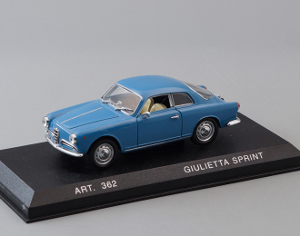 ALFA ROMEO Sprint Coupe (1960), blue