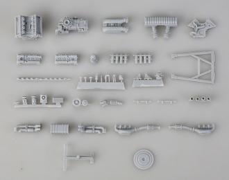 Набор для доработки Ferrari 430 Engine Full detail Kit