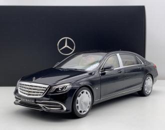 Mercedes-Benz S650 (X222) Maybach - 2020 (black)